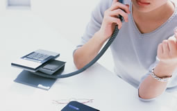 Telephone - Health-Illness